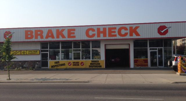 Brake Check store front 2